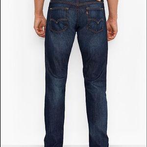 Genuine Men's Levi 514 Jeans